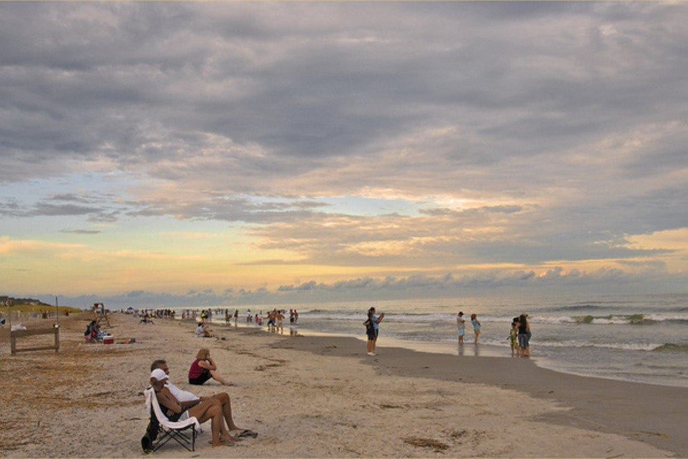 Coligny Beach Park Savannah Attractions Review 10best