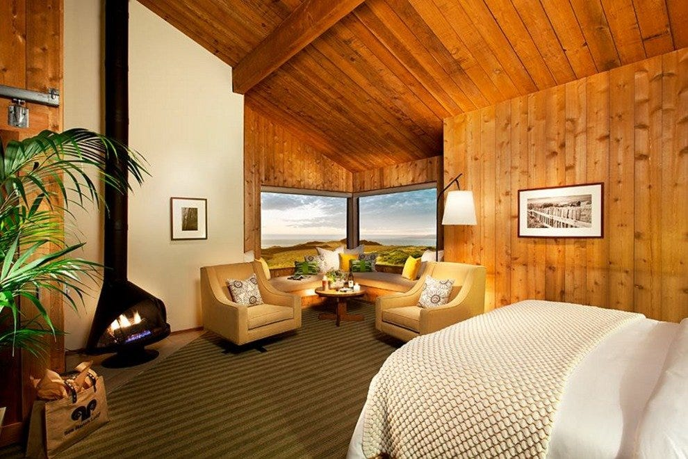 Inside Sea Ranch Lodge