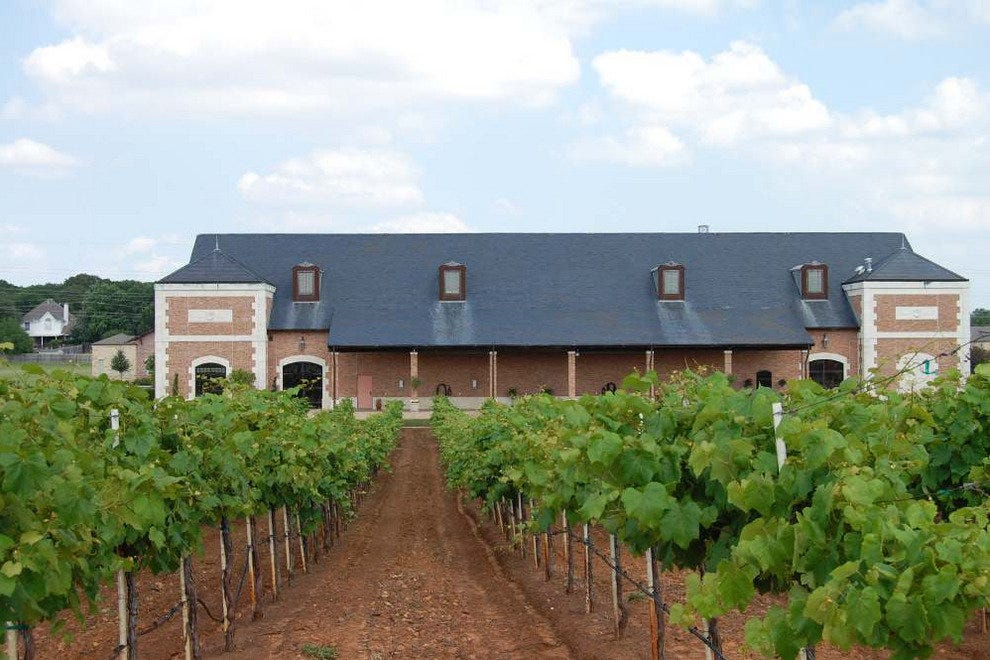Delaney Vineyards in Grapevine, Texas
