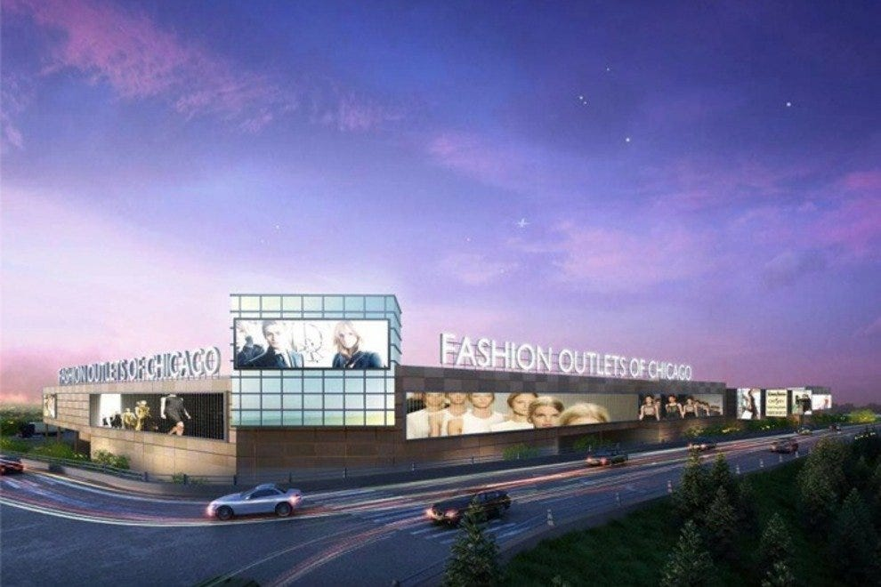 Fashion Outlets of Chicago Home 50
