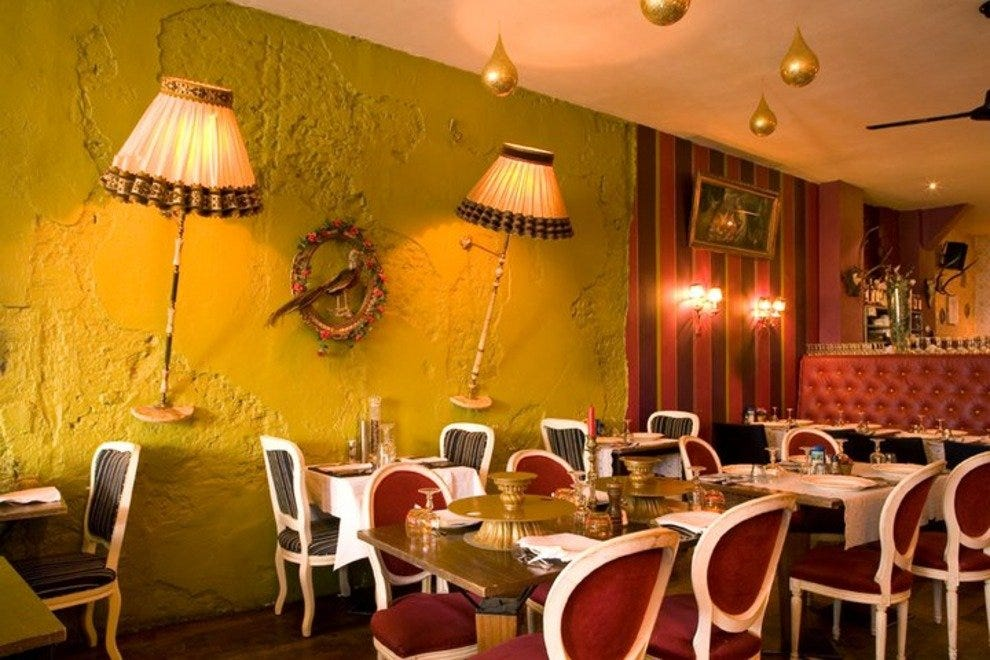 比利时里夫餐厅