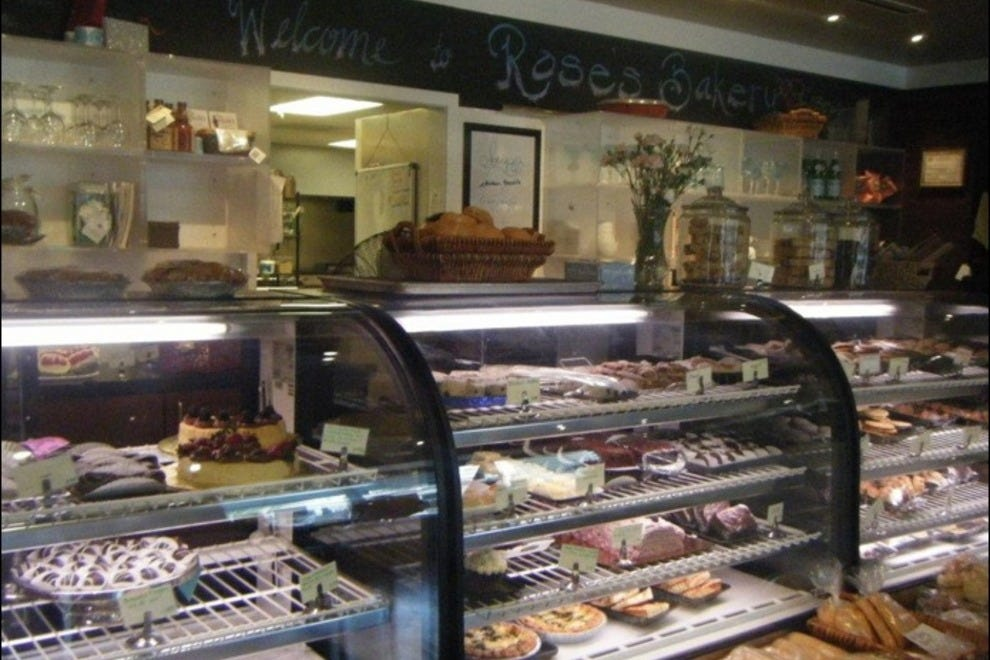 Rose's Wheat Free Bakery & Cafe