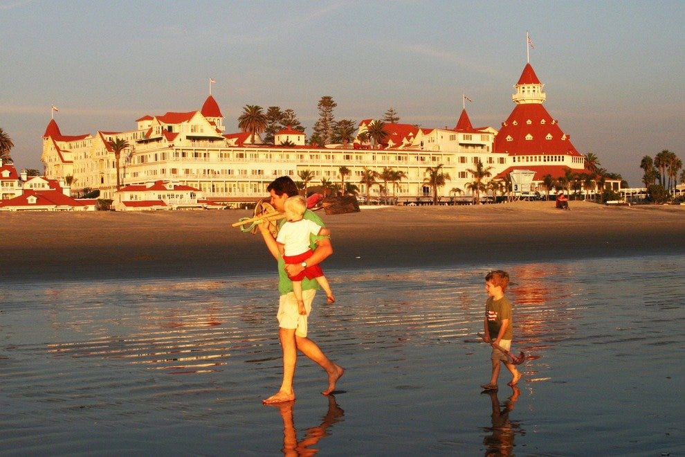 Historic Hotel Meets Award-Winning Beach