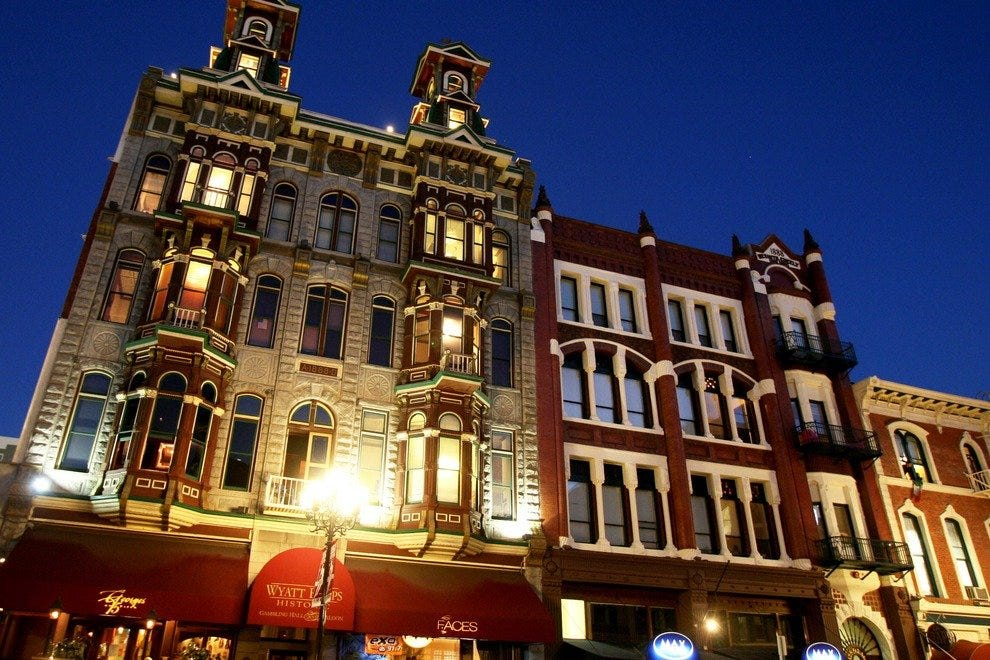 The Gaslamp Quarter: Historic Heart of San Diego