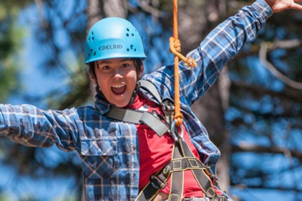 塔霍树顶探险公园