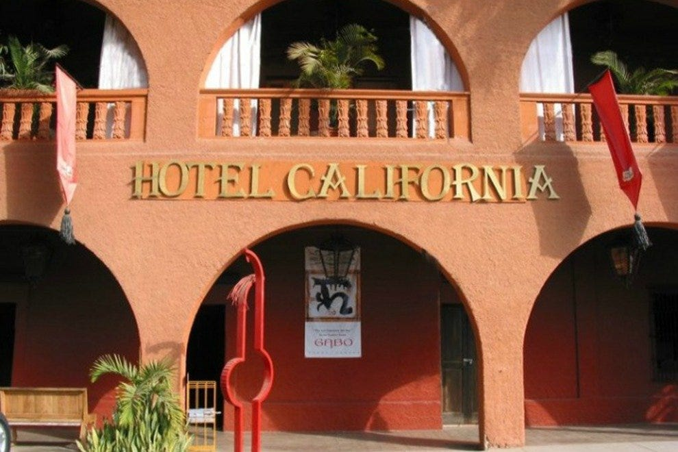 La Coronela at Hotel California