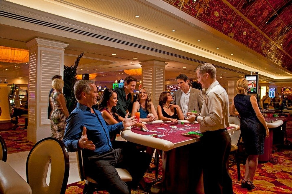Play Casino Table Games with a Difference