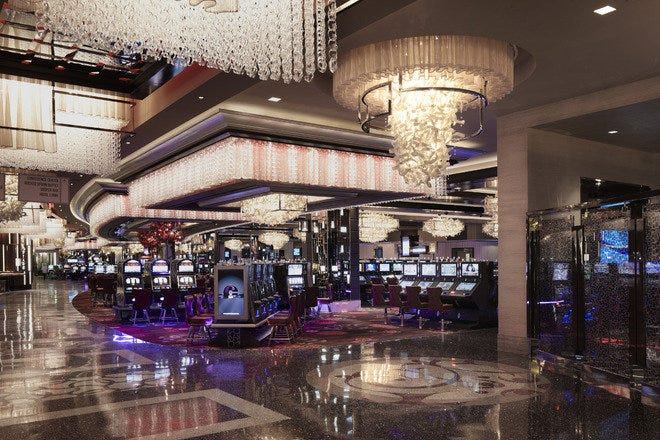 Casinos on the Strip in Las Vegas