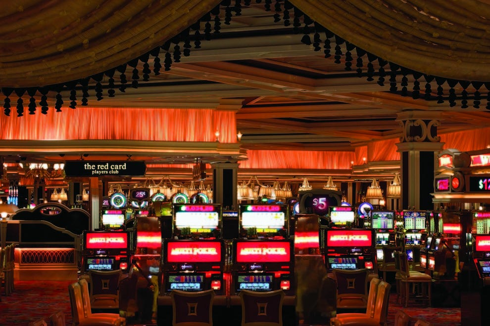 Vegas casinos list on the strip