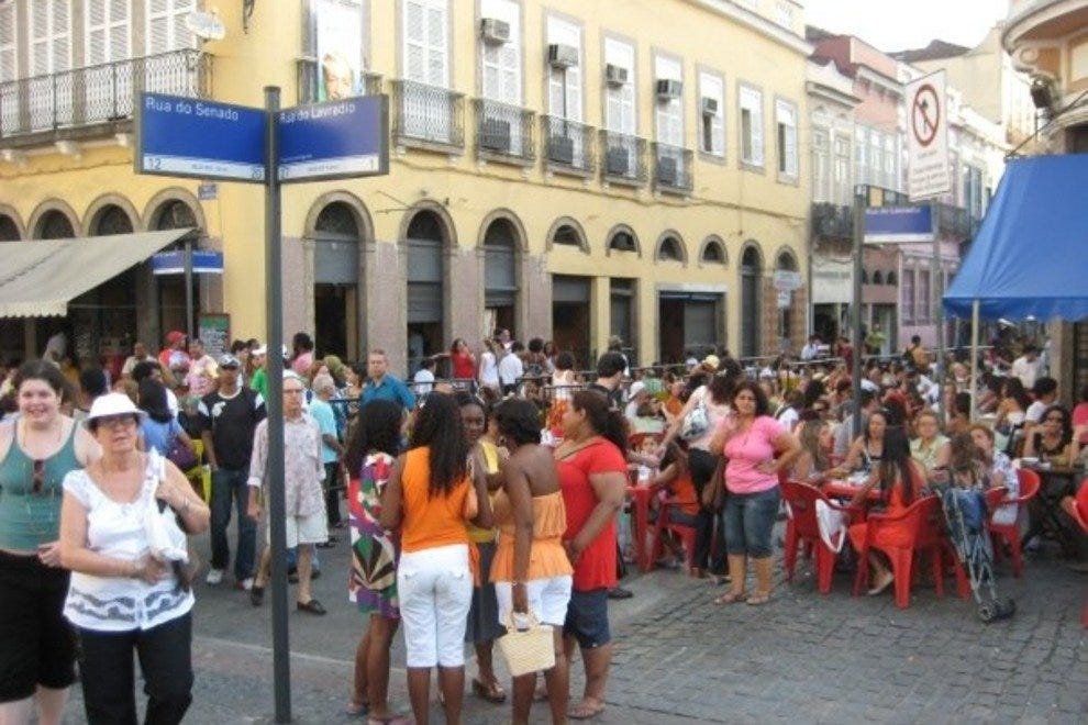 Rua do Lavradio