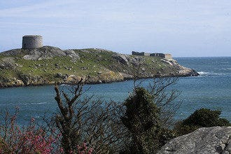 Great Views, Rich History and Sea Frolic Near Dún Laoghaire