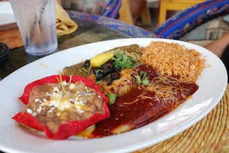 Old Town: Birthplace of California Is Famous for Mexican Food and More