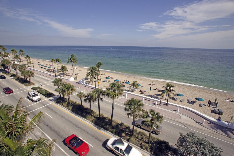 Fort Lauderdale S Best Party Spots Bars And Nightlife