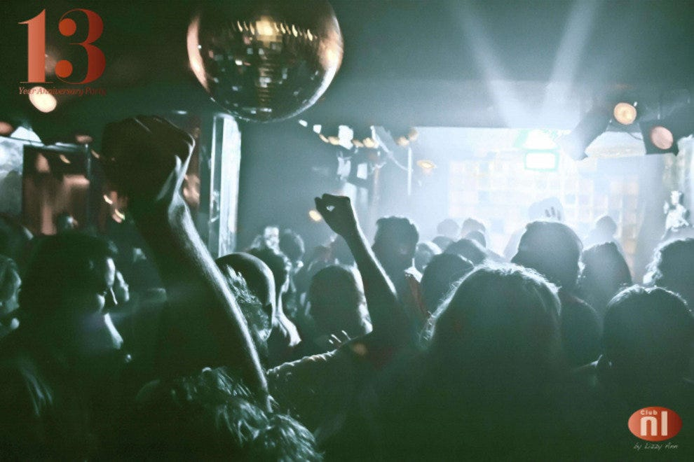 Amsterdam Night Clubs Dance Clubs 10best Reviews