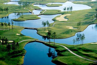 Myrtle Beach a Golf Paradise for Top Pros and Average Joes