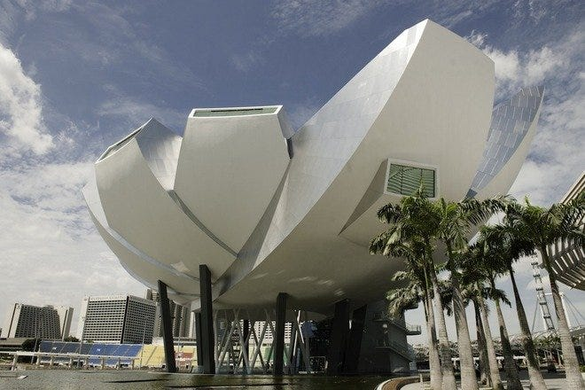 Attractions near Cruise Port: Attractions in Singapore