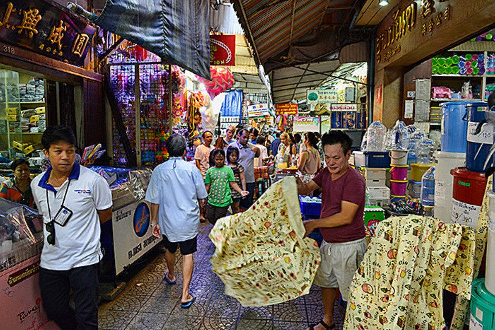 Sampeng Lane Market: Bangkok Attractions Review - 10Best ...