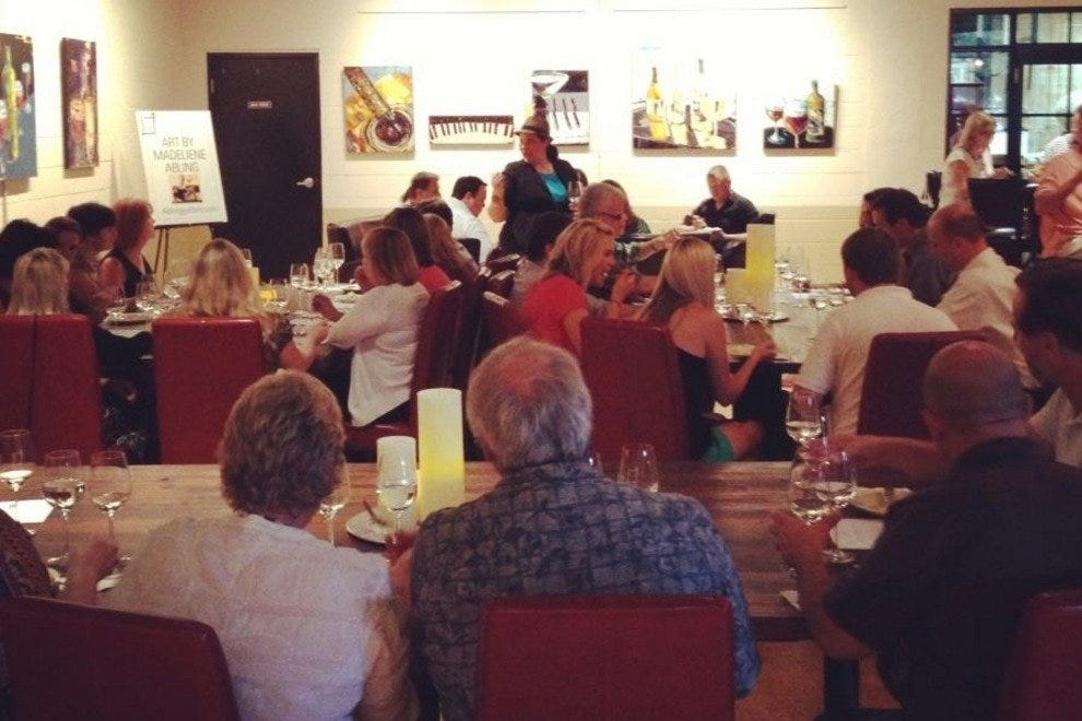 Previous Wine & Cheese Events at Quantum Leap have proven popular - get your tickets early