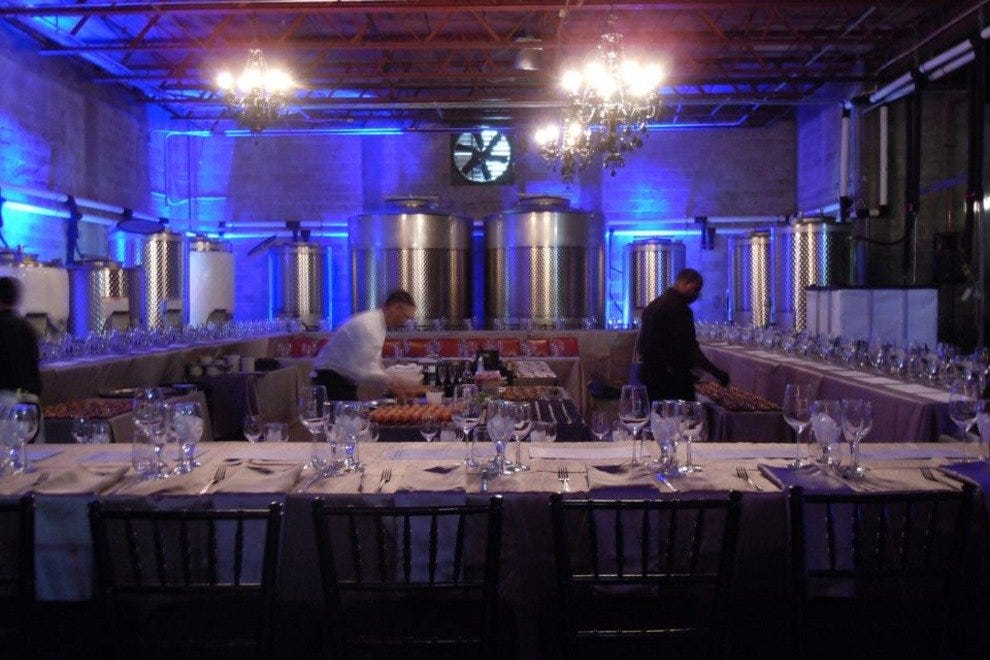 In addition to its happy hour allure, Quantum Leap is an attractive venue for private events