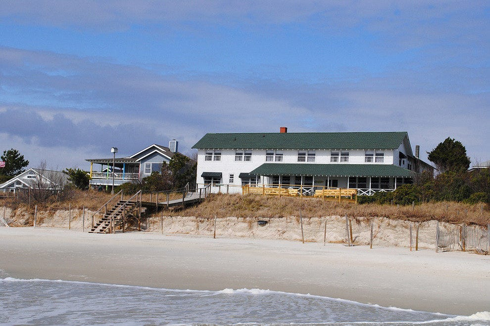 Sea View Inn on Pawleys Island