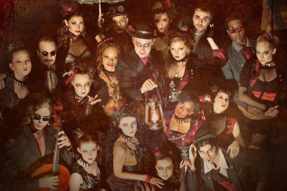 Steampunked: Orlando's Phantasmagoria will perform at Lady Raven's Cotillion, a dark, posh costume ball.