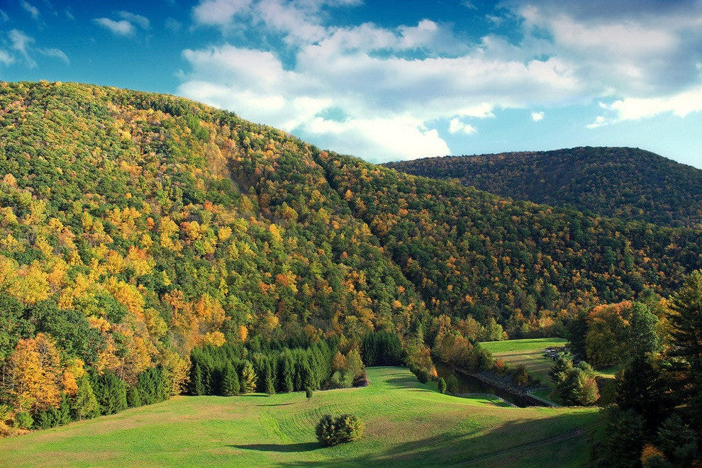 Sinnemahoning State Park in Pennsylvania