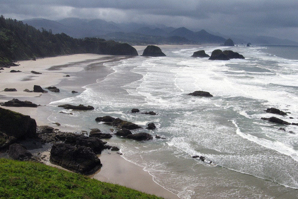Ecola State Park in Oregon