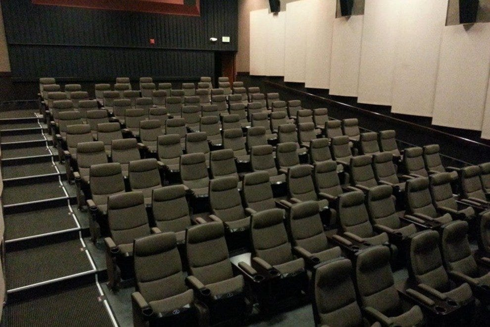 Seating is plush at the new Sundance Cinemas
