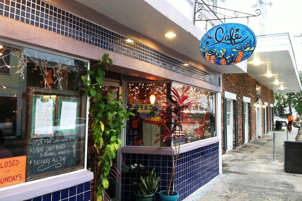 The Cafe Key West Restaurants Review 10best Experts And