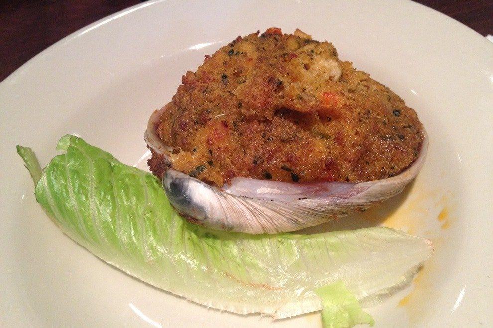 蛤蜊烧烤餐厅