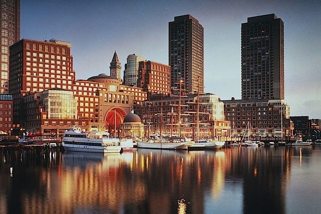 Cruise Port Hotels in Boston