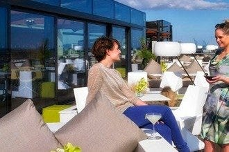 The Marker Hotel's Rooftop Lounge: Enjoy Panoramic Dublin Views