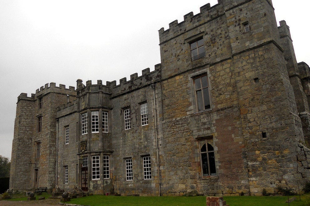 The Ghosts of England's Chillingham Castle