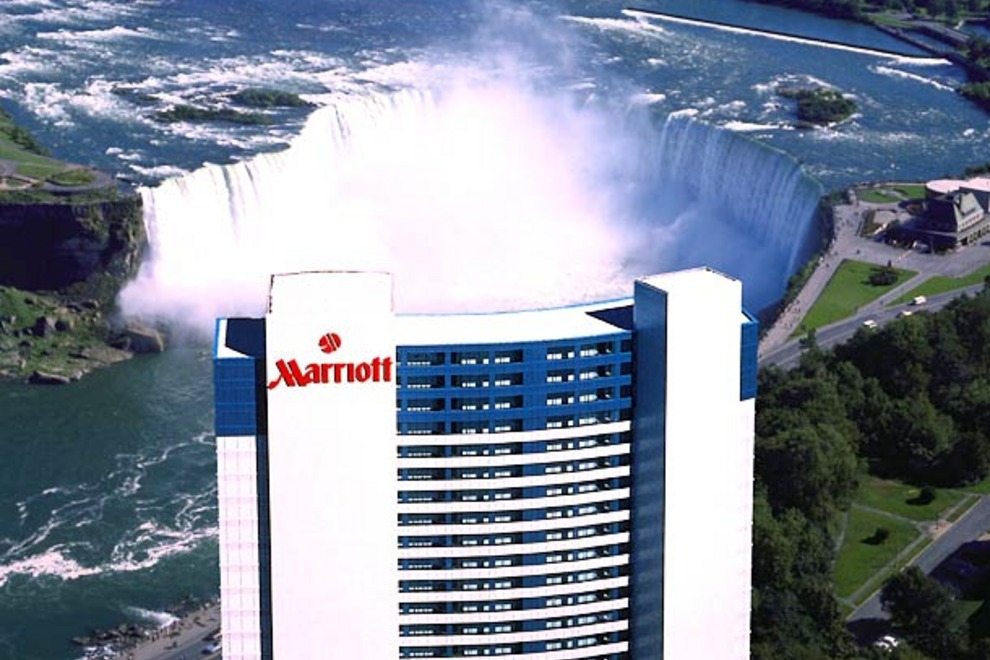 Marriott Niagara Falls Fallsview Hotel