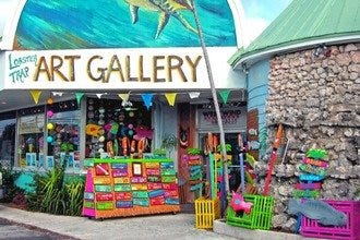 Lobster Trap Art Gallery