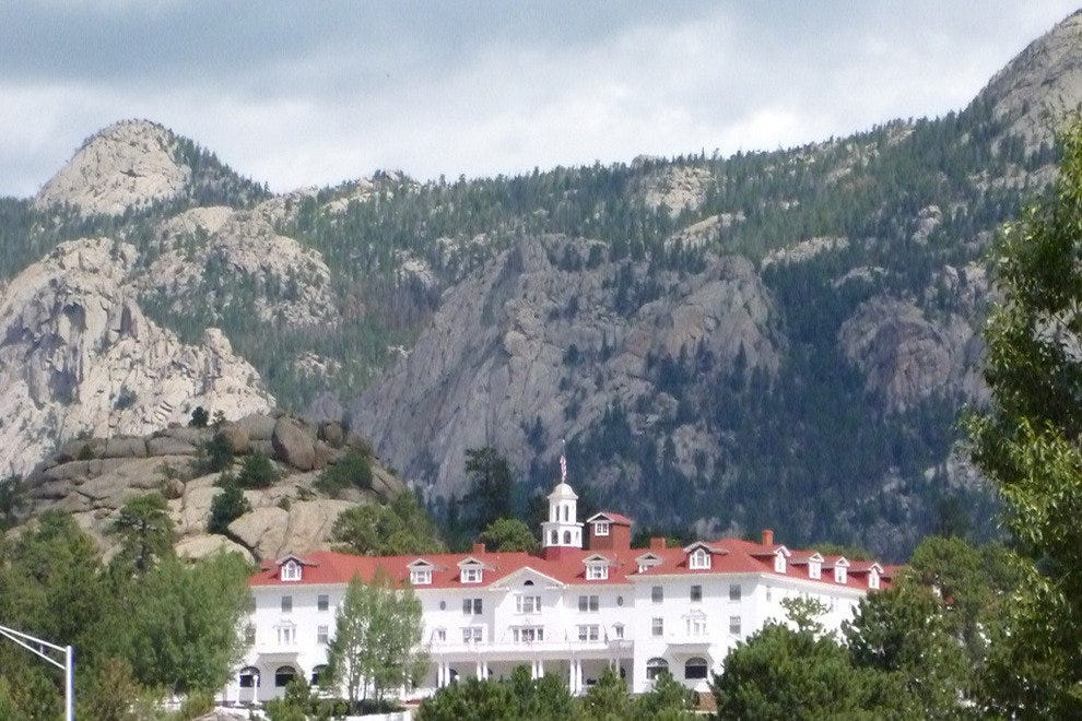 The Stanley Hotel in Colorado - Spooky Film Star