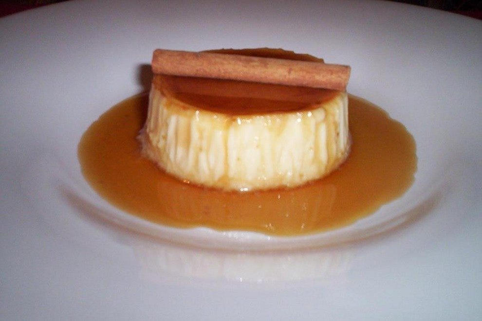 Heavenly Flan
