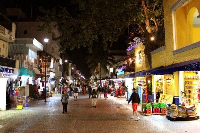 Funky Finds, Exclusive Treasures and Tacky Souvenirs in Playa del Carmen