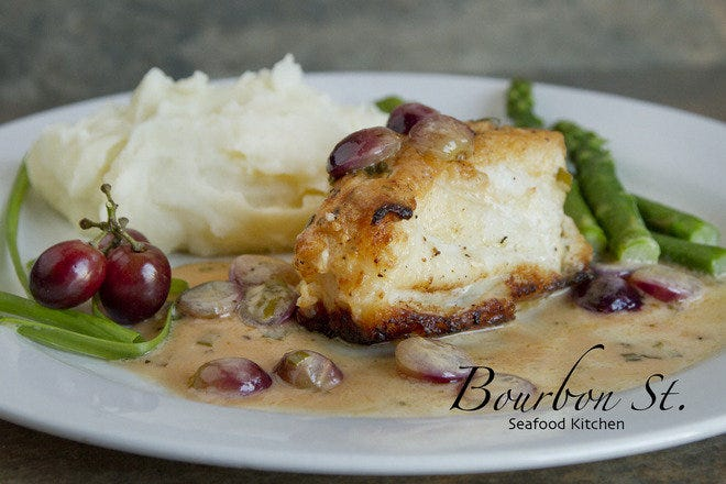 Bourbon Street Seafood Kitchen