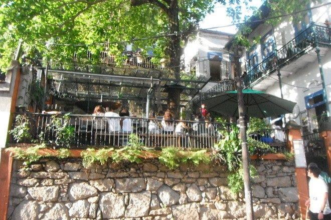 Outdoor Dining in Rio de Janeiro
