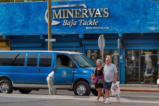 Minerva's Baja Tackle