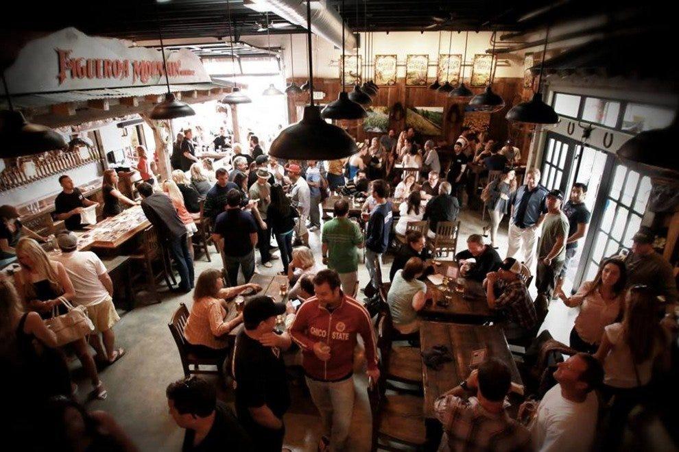 Food And Drink: Figueroa Mountain Brewing Co.: Santa Barbara Nightlife