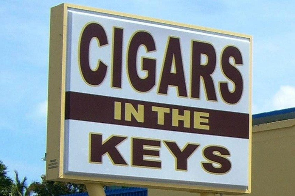 Cigars in the Keys