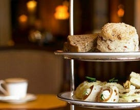 Four Seasons Hotel Boston Serves High Tea at Bristol Lounge
