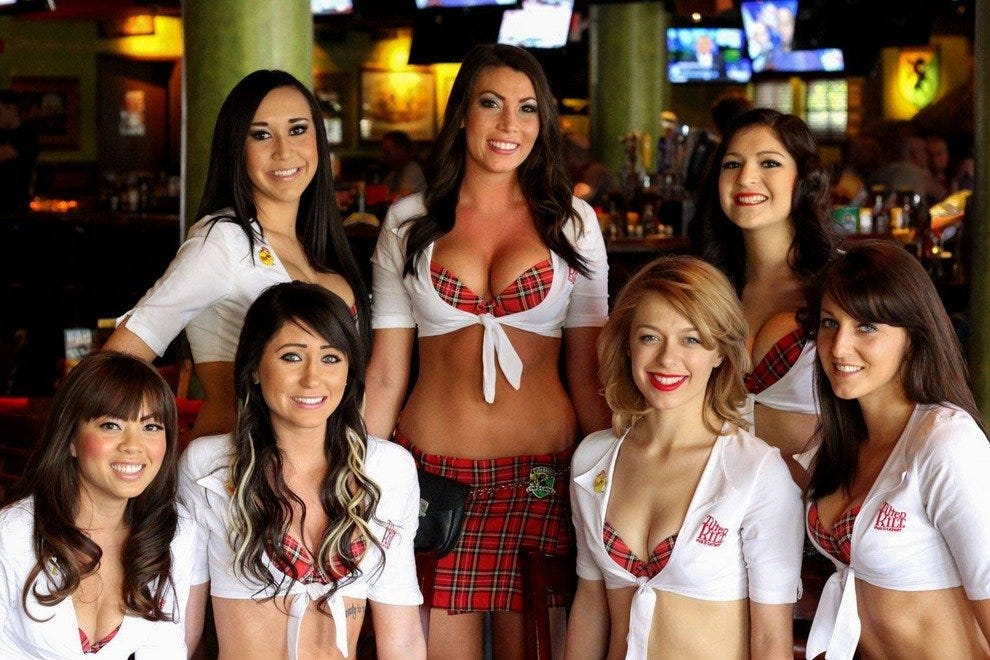 The Kilt Girls