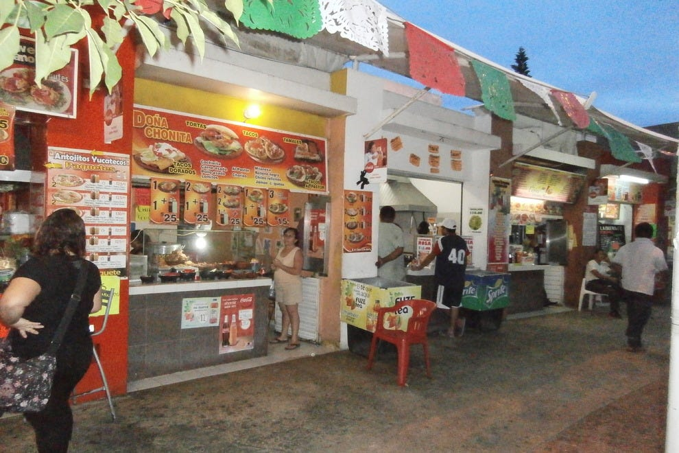 How Cheap Is Street Food In Cancun