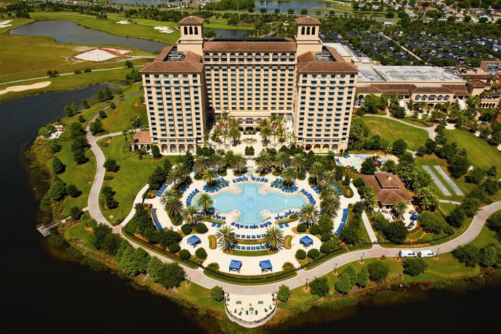 The Ritz Carlton Orlando Grande Lakes Orlando Hotels