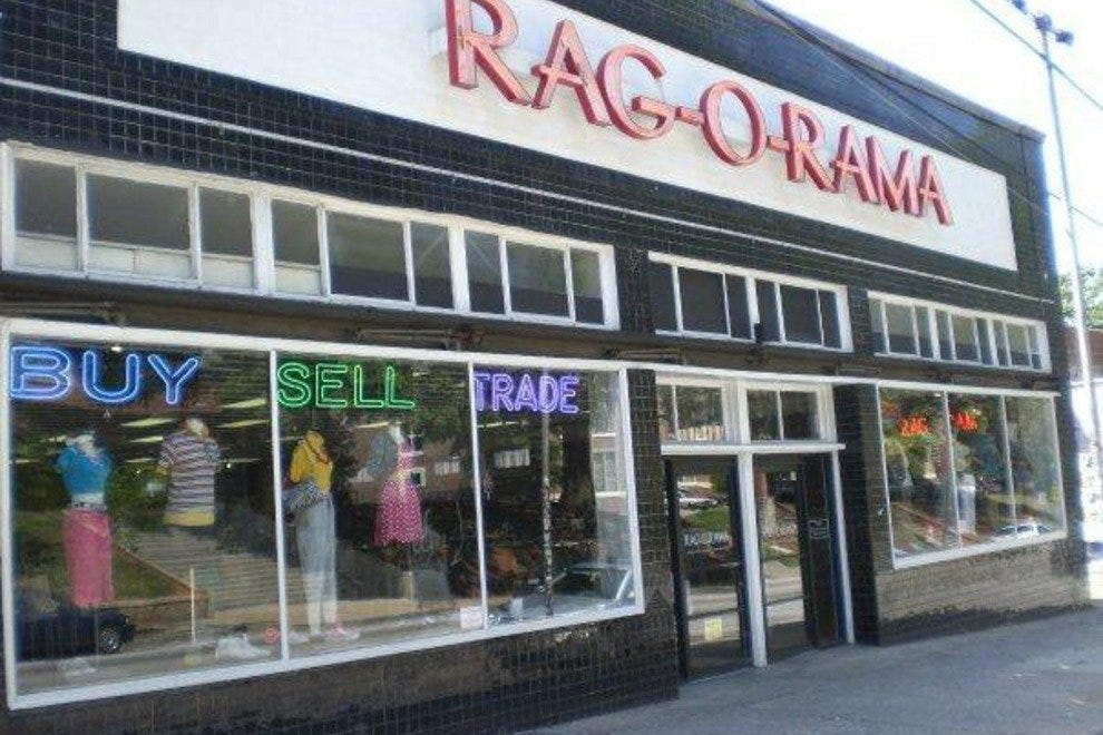 Rag-O-Rama is a new vintage shop in Tempe, Arizona