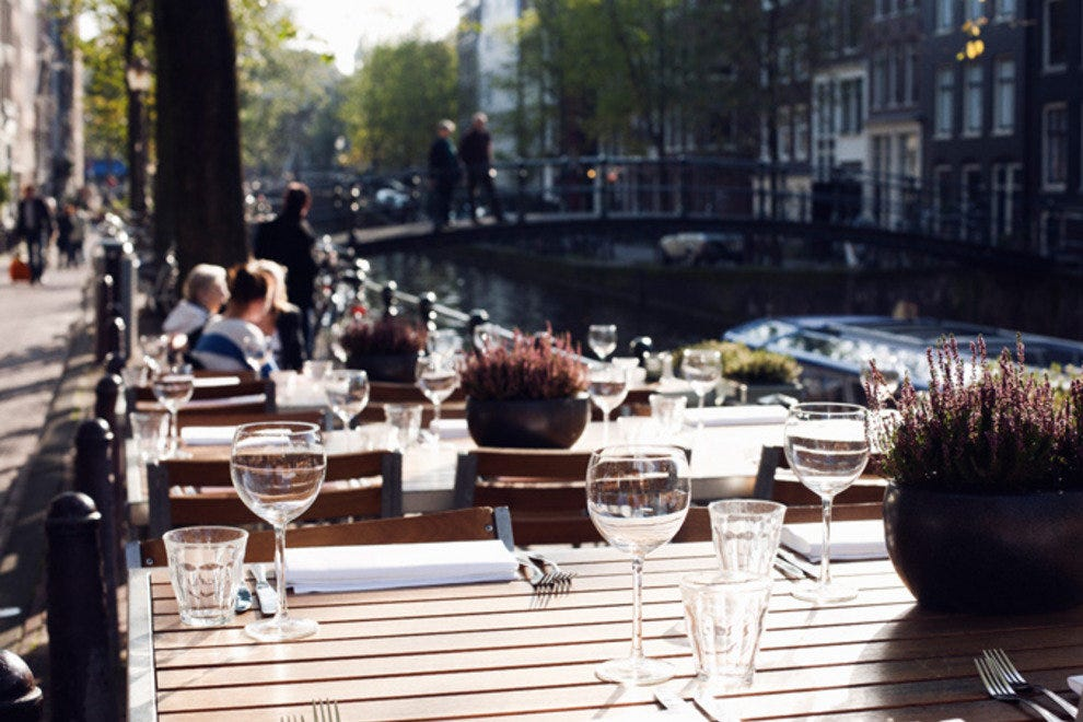 western canal ring 39 s best restaurants restaurants in amsterdam. Black Bedroom Furniture Sets. Home Design Ideas