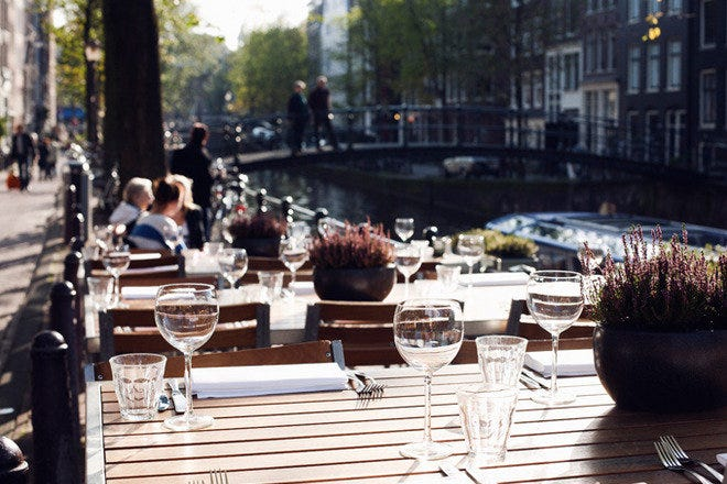 Western Canal Rings Best Restaurants Restaurants In Amsterdam